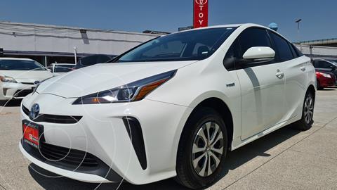 Toyota Prius Base usado (2020) color Blanco precio $419,000