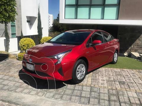 Toyota Prius Premium usado (2017) color Rojo precio $210,000