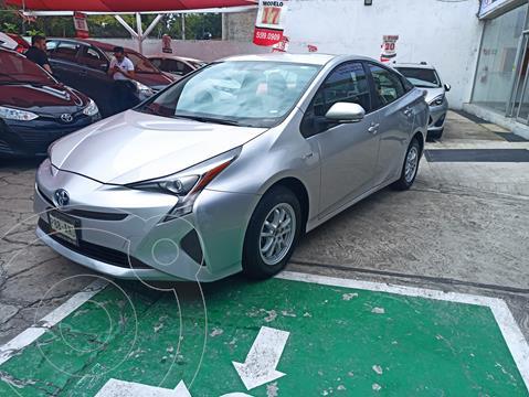 Toyota Prius Premium usado (2017) color Plata Metalico precio $320,000