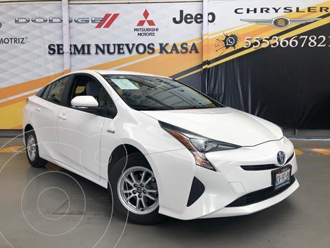 Toyota Prius BASE usado (2018) color Blanco precio $290,000