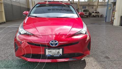 Toyota Prius BASE usado (2016) color Rojo precio $245,000