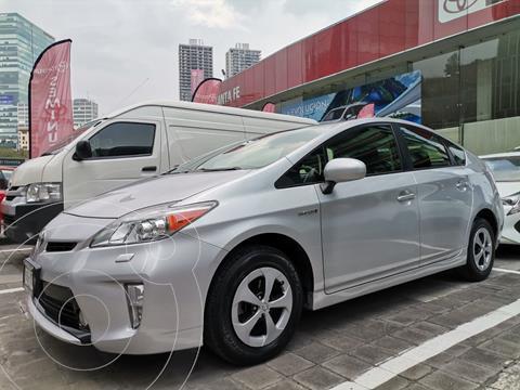 Toyota Prius BASE usado (2013) color Plata Dorado precio $190,000