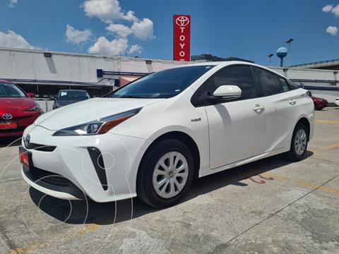 Toyota Prius BASE usado (2019) color Blanco precio $369,000