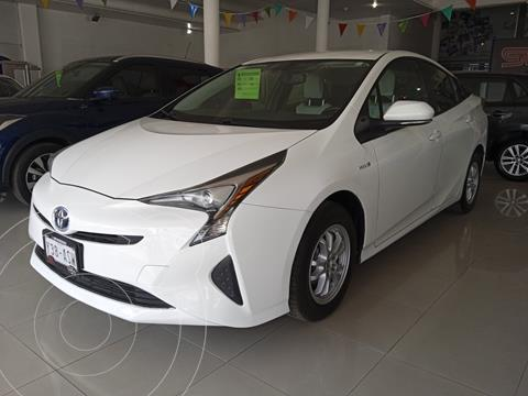 Toyota Prius Premium usado (2017) color Blanco precio $289,900