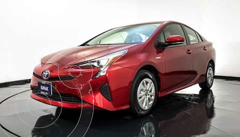 Toyota Prius BASE usado (2016) color Rojo precio $284,999