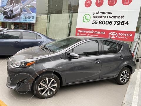 Toyota Prius Premium usado (2018) color Gris Oscuro precio $295,000