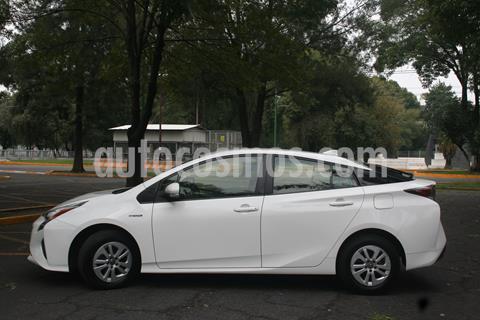 Toyota Prius Premium usado (2019) color Blanco precio $270,000