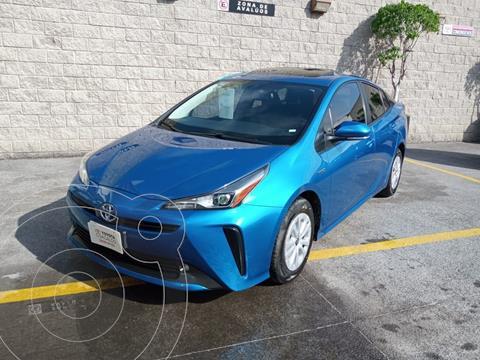 Toyota Prius Premium usado (2019) color Azul precio $380,000