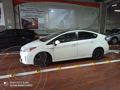 Toyota Prius Premium usado (2013) color Blanco Perla precio $189,000
