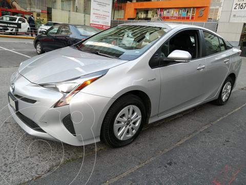 Toyota Prius Premium SR usado (2018) color Plata Dorado precio $350,000