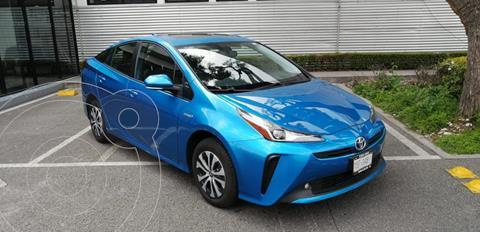 Toyota Prius 1.8L CVT usado (2020) color Azul precio $450,000