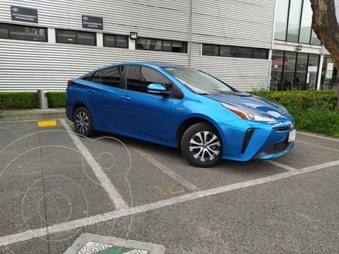 Toyota Prius Premium usado (2020) color Azul precio $370,000