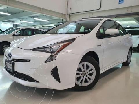 Toyota Prius Premium usado (2017) color Blanco precio $299,100