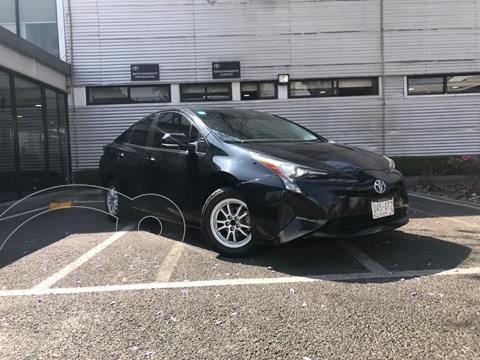 Toyota Prius BASE usado (2017) color Negro precio $275,000