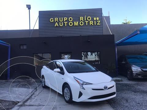 Toyota Prius BASE usado (2017) color Blanco precio $269,000