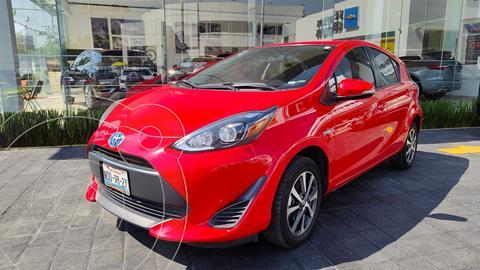 Toyota Prius BASE usado (2018) color Rojo precio $295,000
