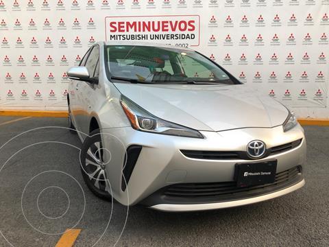 Toyota Prius Base usado (2020) color Plata Metalico precio $340,000