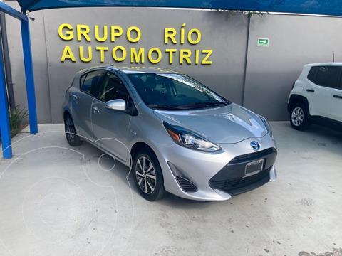 Toyota Prius Premium usado (2018) color Plata Dorado precio $295,000