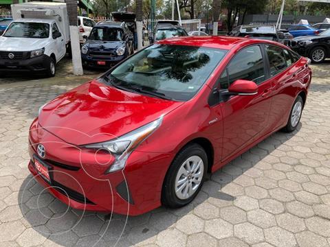 Toyota Prius Premium usado (2017) color Rojo precio $345,000