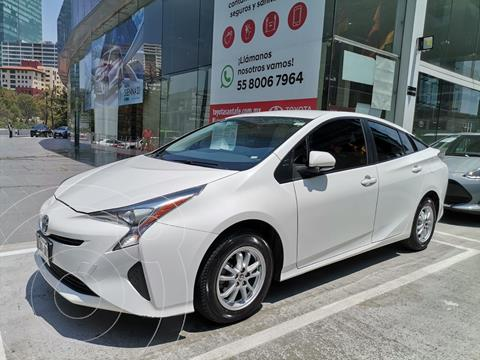 Toyota Prius BASE usado (2016) color Blanco precio $270,000