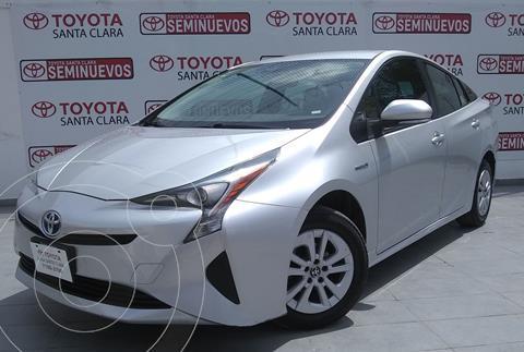Toyota Prius Premium SR usado (2017) color Plata Dorado precio $303,000