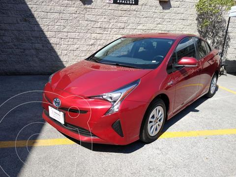 Toyota Prius Premium SR usado (2017) color Rojo precio $298,000