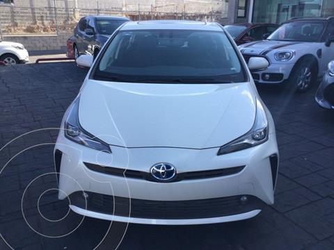 Toyota Prius Premium usado (2020) color Blanco precio $475,000