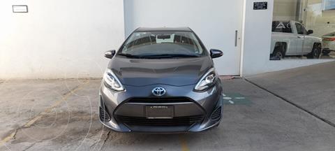 Toyota Prius Premium usado (2019) color Gris Oscuro precio $279,500