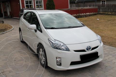 Toyota Prius  1.8L CVT usado (2009) color Blanco precio $4,200