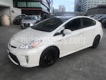 Foto venta Auto usado Toyota Prius Premium SR (2015) color Blanco precio $299,000