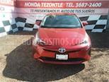 Foto venta Auto usado Toyota Prius Premium color Rojo precio $399,000