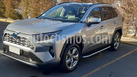 Toyota RAV4  Hibrido  2.5L Limited 4x4 Aut  usado (2020) color Plata precio $26.490.000