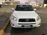 Foto venta Auto usado Toyota RAV4 2.4L 4x4 Aut (2010) color Blanco precio $570.000