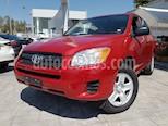 Foto venta Auto usado Toyota RAV4 2.4L Base 3a. fila de asientos (2012) color Rojo precio $195,000
