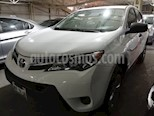 Foto venta Auto usado Toyota RAV4 2.4L Base (2015) color Blanco precio $238,000