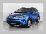 Foto venta Auto usado Toyota RAV4 2.4L Limited 4WD color Azul Electrico precio $268,700
