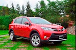 Foto venta Auto usado Toyota RAV4 2.5L Aut Full 4x4  (2014) color Rojo precio u$s22.500