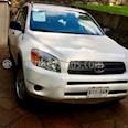 Foto venta Auto usado Toyota RAV4 2.5L Base 3a. fila de asientos (2008) color Blanco precio $138,000