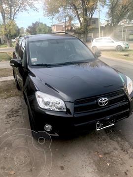 Toyota RAV4 2.4L 4x2 Aut Full usado (2011) color Negro precio $1.480.000