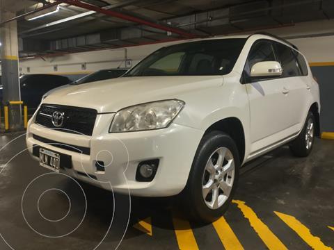 Toyota RAV4 2.4L 4x4 Aut usado (2013) color Blanco Perla precio $2.450.000