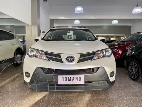 Toyota RAV4 TX 4x2 Aut usado (2014) color Blanco Perla precio $2.850.000