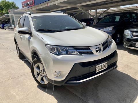 Toyota RAV4 VX 4x4 Aut Full  usado (2013) color Blanco precio $2.845.000