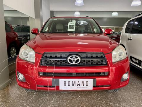 Toyota RAV4 2.4L 4x2 Aut Full usado (2011) color Rojo Metalizado precio $2.000.000