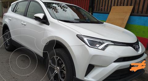 Toyota Rav4 2.0 Lujo 4X2 Aut usado (2016) color Blanco Perla precio $15.700.000