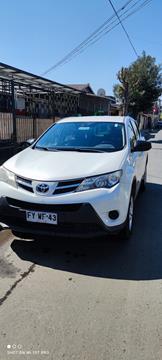 Toyota Rav4 2.0 Lujo 4X2 usado (2014) color Blanco Perla precio $15.000.000