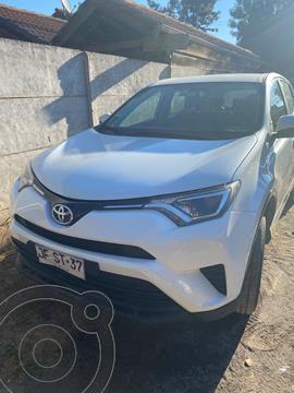 Toyota Rav4 2.0 Lujo 4X2 usado (2017) color Blanco Perla precio $14.500.000