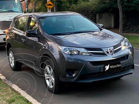 Toyota Rav4 2.4 Lujo 4X2 Aut usado (2013) color Gris precio $13.990.000