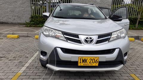Toyota Rav4 2.0L 4x4  usado (2015) color Plata precio $71.900.000