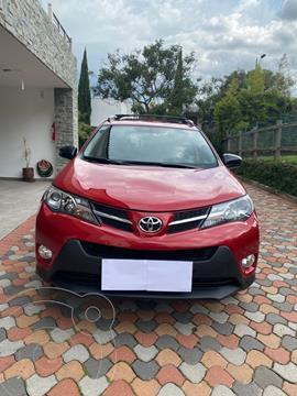 Toyota Rav4 2.0L 4x2 usado (2015) color Rojo precio u$s25.000