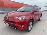 Foto venta Auto usado Toyota RAV4 Limited 4WD (2017) color Rojo precio $420,000